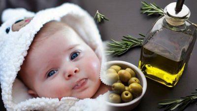 Bebeklere Zeytin Ne Zaman Verilir ve Bebeklere Özel Az Tuzlu Zeytin Tarifi