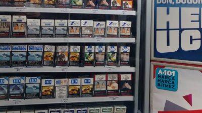 A101 Sigara Fiyatları Listesi ve Markaları 2021